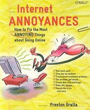 Internet Annoyances: How to Fix the Most Annoying Things about Going Online Pre