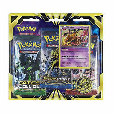 Pokemon Giratina 3-Pack Blister: 3 Booster Packs + Promo & Code Card
