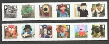 GB 2014 CLASSIC CHILDRENS TV STAMP SET
