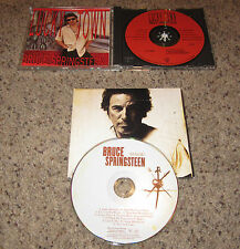 "(2) CD LOT Bruce Springsteen ""Lucky Town"" and ""Magic"" VG to NM-"