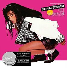 DONNA SUMMER - CATS WITHOUT CLAWS  CD NEU