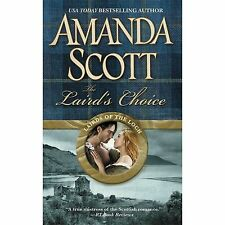 Lairds of the Loch: The Laird's Choice 1 by Amanda Scott (2012, Paperback)
