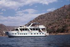 794026 Kariba Cabin Cruiser On Lake A4 Photo Print