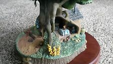 Enchanted Places WDCC Pooh Bear's House Walt Disney