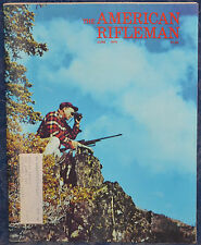 Magazine American Rifleman, JUNE 1974 !!! SMITH & WESSON Model 1000 SHOTGUN !!!