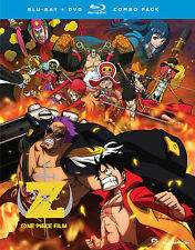 One Piece Film: Z (DVD, NEW, 2014, 2-Disc Set) Funimation Release