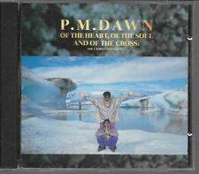 CD ALBUM--P.M. DAWN--OF THE HEART OF THE SOUL AND OF THE CROSS--1991