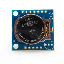 Tiny RTC I2C AT24C32 DS1307 Real Time Clock Module Board For Arduino