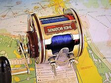 PENN ANNIVERSARY EDITION SENATOR 113H 4/0 CONVENTIONAL  REEL .MADE IN USA