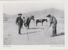 "*Postcard-""The 3-Hole Golf Course""(Near Russellville)-*Around Tombstone AZ (#31)"