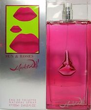 SALVADOR DALI SUN & ROSES Eau De Toilette Spray 3.4 Oz / 100 ml BRAND NEW IN BOX