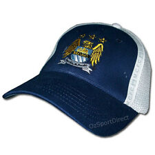Manchester City FC Fitted Cap