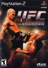 UFC THROWDOWN                  -----   pour PS2