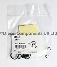 4 x Genuine Bosch PD Injector Seal Repair Kits 1417010996 Audi VW Seat Skoda