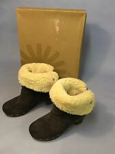 Brown UGG Lynnea UK Size 4.5 Boxed Ship Worldwide