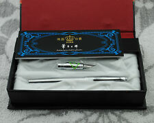 Duke 209-1 Steel Calligraphy & Fountain Pen Set  With New Box Two Nibs