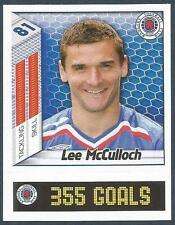 PANINI SCOTTISH PREMIER LEAGUE 2008- #388-RANGERS-LEE McCULLOCH