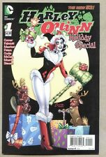 Harley Quinn Holiday Special #1-2015 nm- Standard cover Giant-Size Amanda Conner