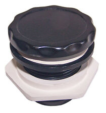 Air Control Valve - Color Black  for Hot Tubs, Spas and Jetted Bathtubs