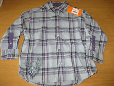 BNWT Boys Checked Shirt by Designer Miniman (4 Years) **FREE UK P&P** RRP £28