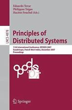 Principles of Distributed Systems: 11th International Conference, OPODIS 2007, G