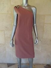 Tara Swennen for Hot in Hollywood New Pink One Shoulder Cocktail  Dress Sz 1X