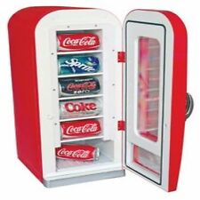 Koolatron Coca Cola Vending Fridge, Red