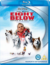 EIGHT BELOW (Paul Walker) - BLU-RAY - REGION B UK