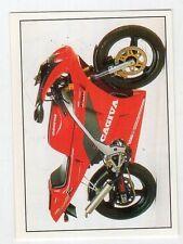 figurina SUPER MOTO PANINI NUMERO 38