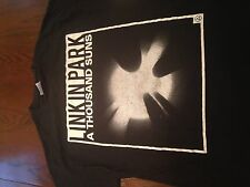 Linkin Park A Thousand Suns Hard Rock Band T Shirt (L) Alt American Rock Music