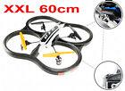XXL 60cm Spy Cam Riesen Quadrocopter Flip Drone 2,4Ghz mit Kamera QR30 RTF NEU!