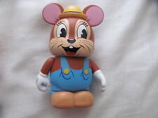 "DISNEY VINYLMATION - Silly Symphony Series Abner Country Cousin 3"" Figurine"
