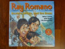 RAY ROMANO Raymie, Dickie and the Bean Why I Love and Hate My Brothers Book & CD