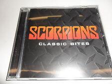 CD  Scorpions - Classic Bites