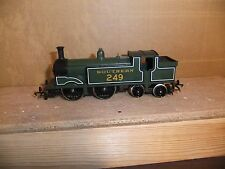 Hornby R.103 SR Green Class M7 0-4-4 Tank Locomotive 249, not boxed