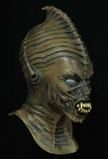 DELUXE SCARY VAMPIRE ALIEN CREATURE MASK OVERHEAD LATEX FILM TV HALLOWEEN MASKE