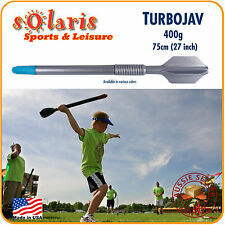 400g TURBOJAV Plastic Javelin School Little Athletics Throw Training Implement