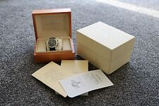 Rare Girard Perregaux Ferrari Carbon Chronograph Watch (Complete Set) SALE