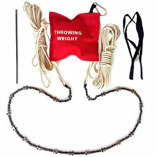 Hand Tools Chainsaw High Limb Branches Trimming Cutting Chain Saw Double Sided