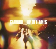 CARIBOU - UP IN FLAMES (SPECIAL EDITION) 2 CD NEU