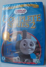 Thomas the Tank Engine and Friends Series 2 (1986) Ringo Starr NEW DVD