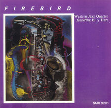 WESTERN JAZZ QUARTET Feat Billy Hart Firebird US Press SMR 9201 1992 CD