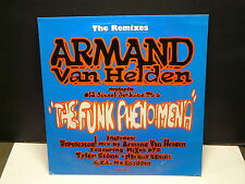 "MAXI 12"" ARMAND VAN HELDEN The funk phenomena CB 181 / CTR 39338"