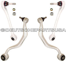 FRONT UPPER THRUST + LOWER CONTROL ARM ARMS BALL JOINTS 4 for BMW E39 V8 540i M5