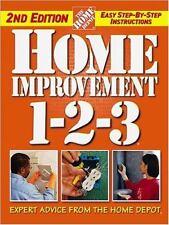 Home Improvement 1-2-3: Expert Advice from the Home Depot  (NoDust)