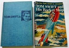 TOM SWIFT AND HIS ROCKET SHIP #3 1958 n.fine in vg dj