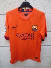Maillot Maillot BARCELONE BARCELONA camiseta NIKE ALEX n°14 S barça away orange