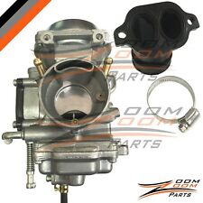 POLARIS SPORTSMAN 700 CARBURETOR INTAKE MANIFOLD 4WD ATV QUAD CARB 2002-2006 NEW