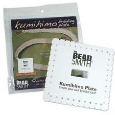 """The Beadsmith 6"""" Kumihimo Square Disk  - with instructions"""