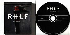 RODDY HART & THE LONESOME FIRE Swithering UK 12-track promo CD + press release